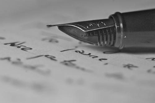Skriva poesi