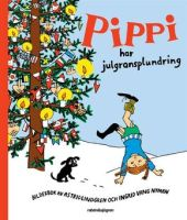 Pippi har julgransplundring - Astrid Lindgren, Ingrid Vang Nyman