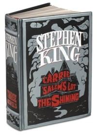 Three novels - Stephen King