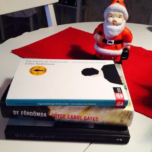 Julklappsböcker