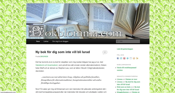 Bokblomma2011