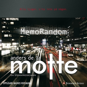 MemoRandom - Anders de la Motte