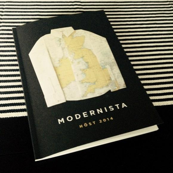 Modernistas höstkatalog