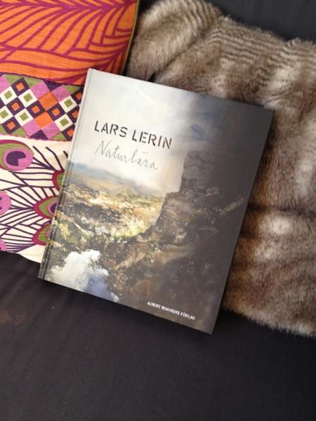 Naturlära av Lars Lerin