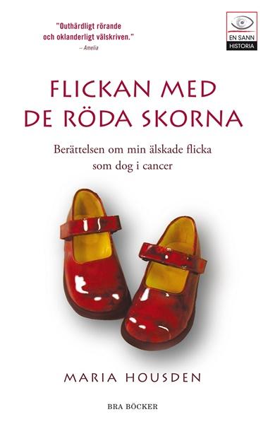 Flickan med de röda skorna -  Maria Housden