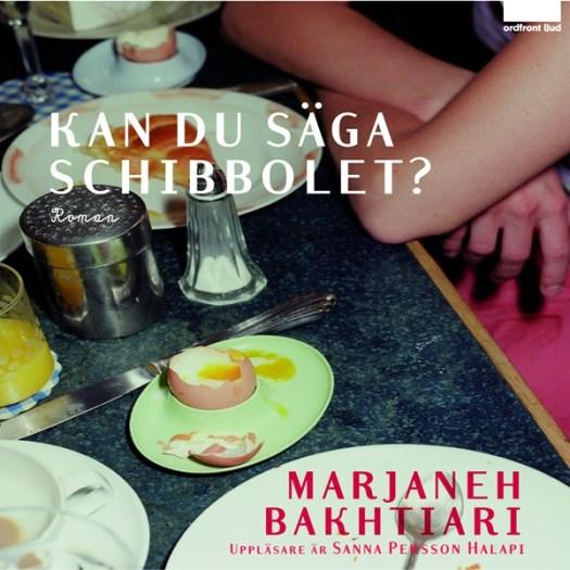 Kan du säga schibbolet - Marjaneh Bakhtiari