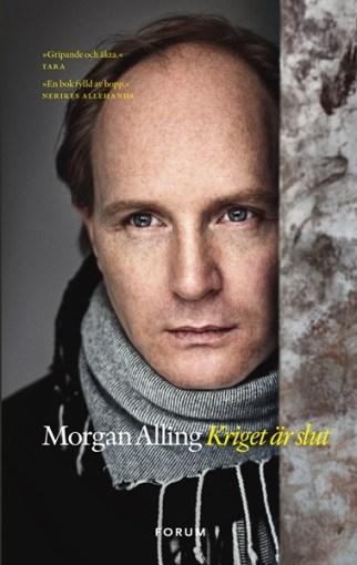 Kriget är slut av Morgan Alling
