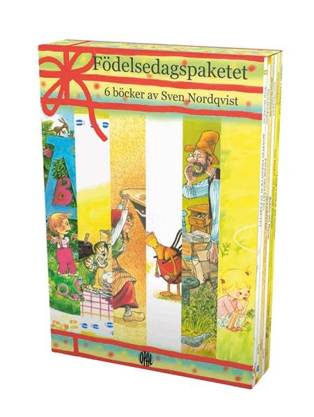 Födelsedagspaketet av Sven Nordqvist