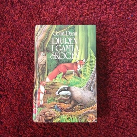 Djuren i den gamla skogen av Colin Dann