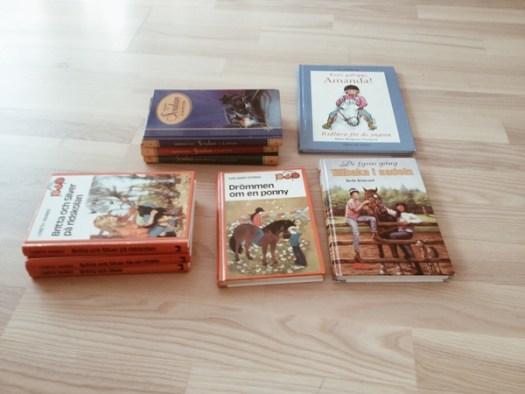 Hästböcker