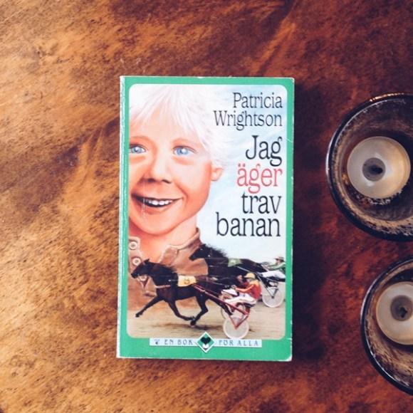 Jag äger travbanan av Patricia Wrightson