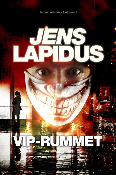VIP-rummet av Jens Lapidus