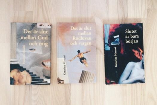 Böckerna om Linnea av Katarina Mazetti