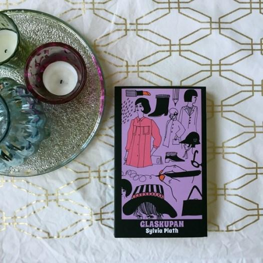Glaskupan av Sylvia Plath