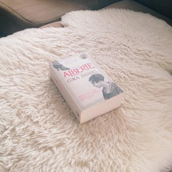 Alberteböckerna av Cora Sandel