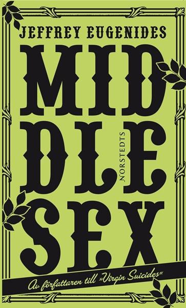 Middlesex av Jeffrey Eugenides