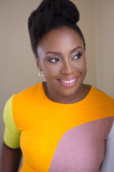 Chimamanda Ngozi Adichie. Copyright/fotograf: Wani Olatunde.
