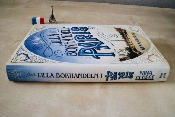 Den lilla bokhandeln i Paris av Nina George