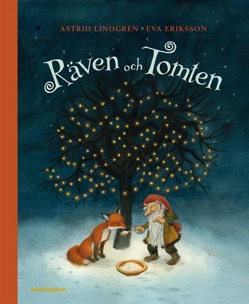 Räven och tomten av Astrid Lindgren och Eva Eriksson