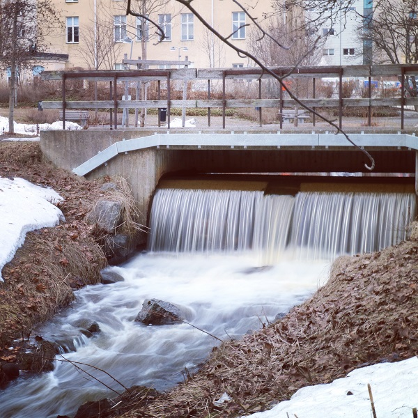 Maj: Vårflod