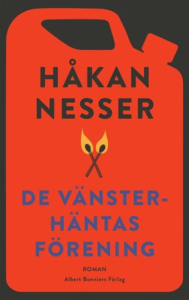 De vänsterhäntas förening av Håkan Nesser