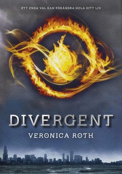 Divergent av Veronica Roth