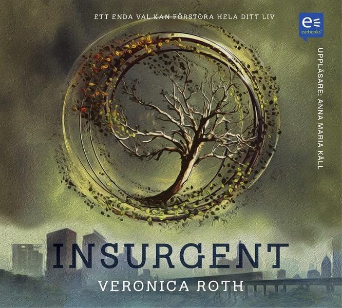 Insurgent av Veronica Roth