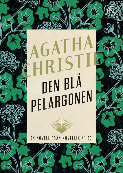 Den blå pelargonen av Agatha Christie