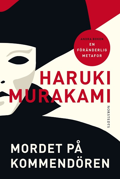 Mordet på kommendören av Haruki Murakami