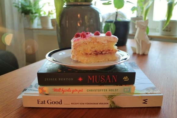 Födelsedagspresenter: Musan, Mitt hjärta går på och Eat good