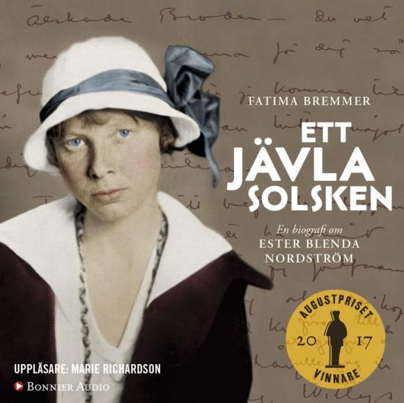 Ett jävla solsken av Fatima Bremmer