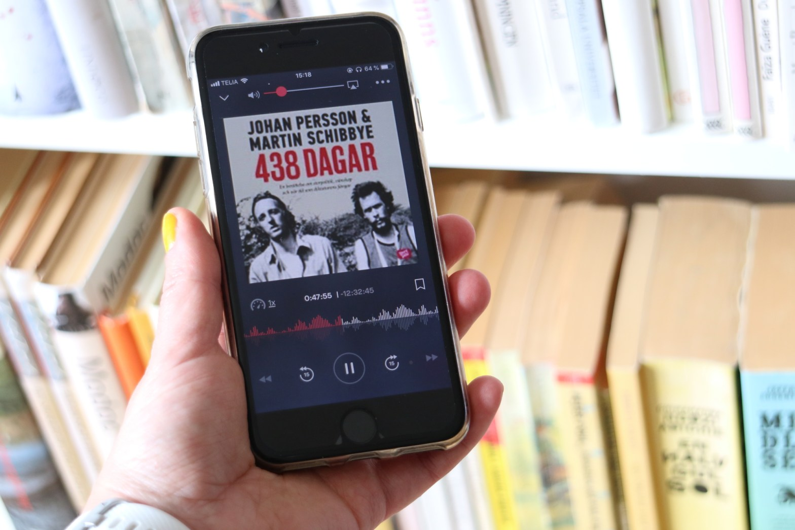 438 dagar av Martin Schibbye och Johan Persson