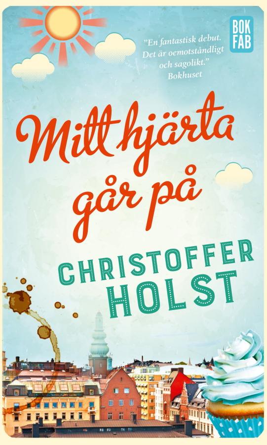 Mitt hjärta går på av Christoffer Holst