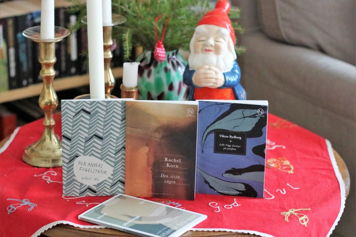 Avlägset mål, Den sista vägen, Lille Viggs äventyr på julafton, Shoot the messenger