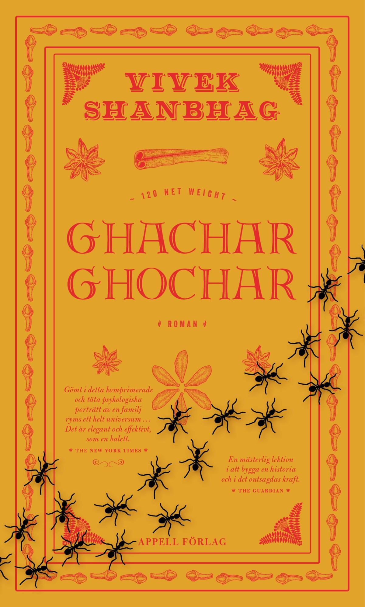 Ghachar Ghochar av Vivek Shanbhag