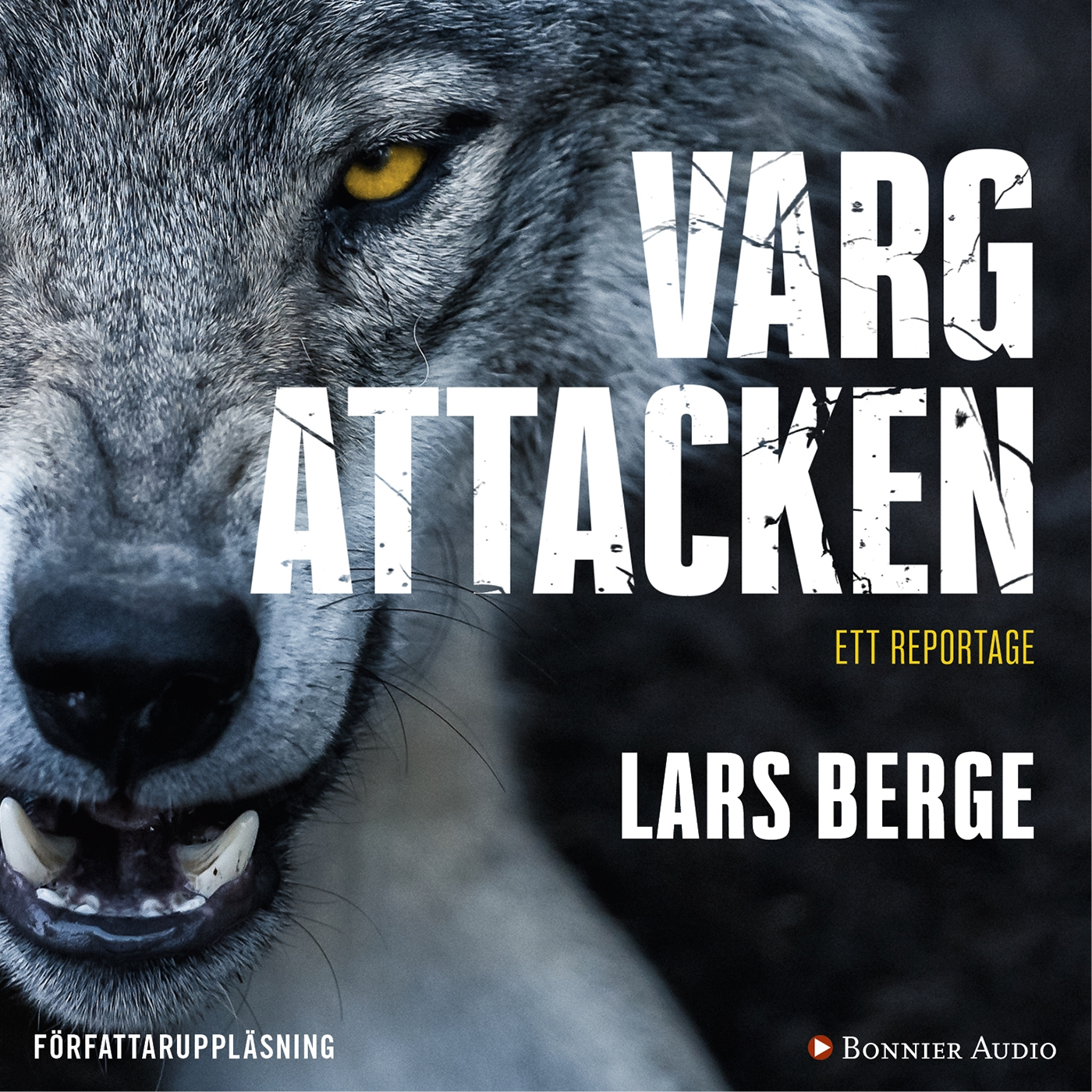 Vargattacken av Lars Berge