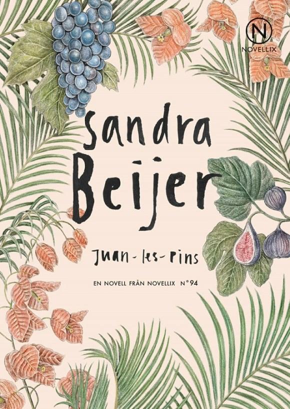 Juan-les-Pins av Sandra Beijer
