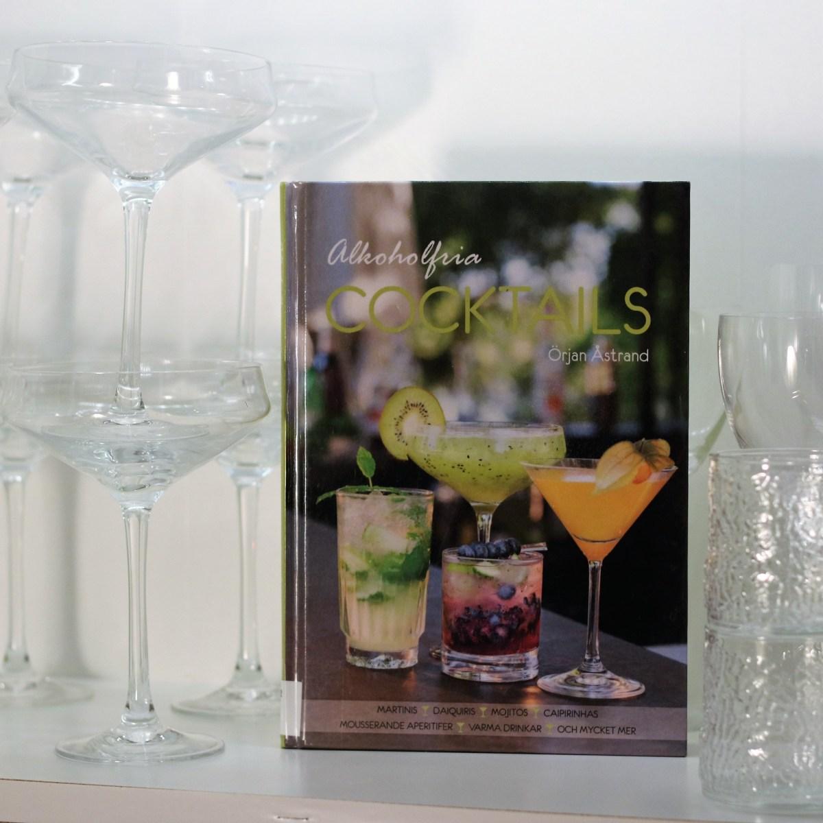 Alkoholfria cocktails av Örjan Åstrand