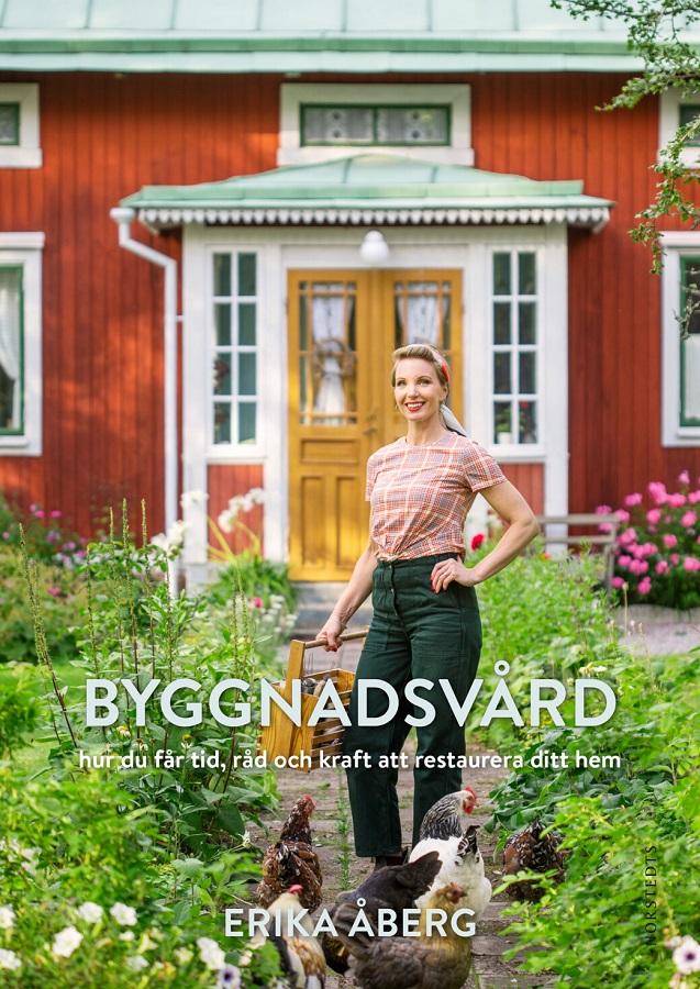 Byggnadsvård av Erika Åberg