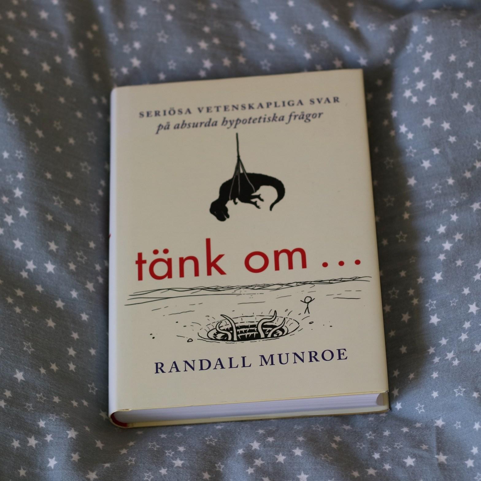 Tänk om... av Randall Munroe