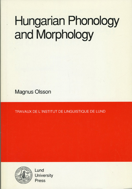 Hungarian phonology and morphology