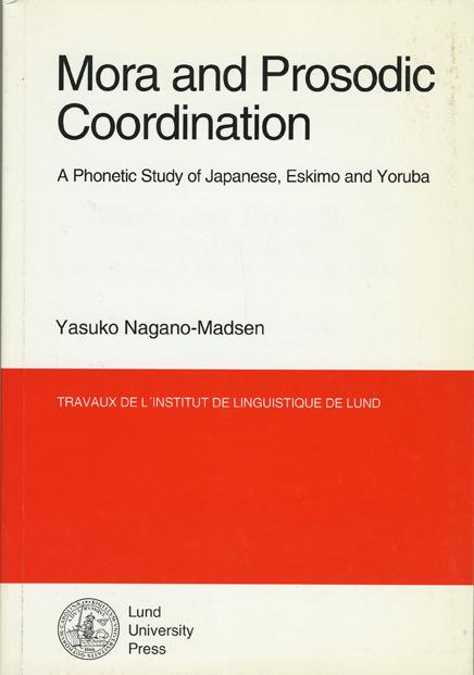 Mora and prosodic coordination