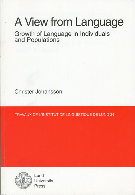 A View from Language