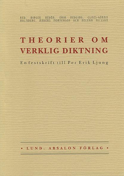 Theorier om verklig diktning