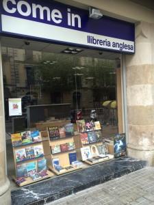 Jag gillar namnet på bokhandeln!
