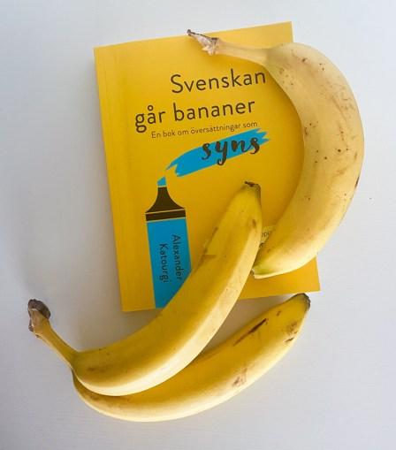 svenskan går bananer