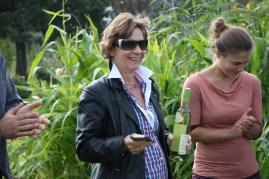 Ass.Prof. Dipl.-Ing. Dr.nat.techn. Sabine Plenk, Institut für Garten-, Obst- und Weinbau an der Universität für Bodenkultur