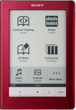 Sony Reader Touch Edition - rood