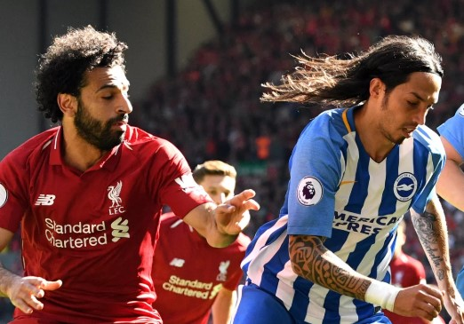 Brighton Albion Vs Liverpool