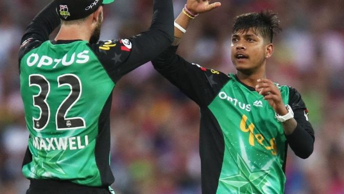 Sandeep Lamichhane At BBL